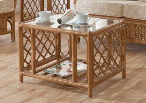 Mali Cane Coffee Table