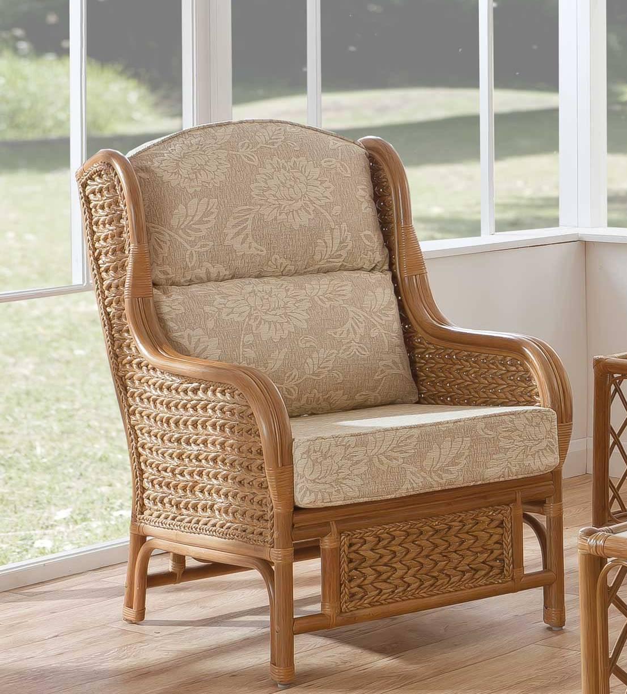 Mali Cane Armchair