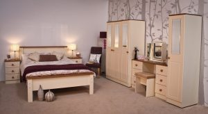 Nile Single Bedroom Set