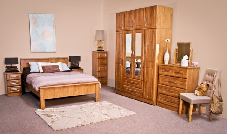 Nore Single Bedroom Set