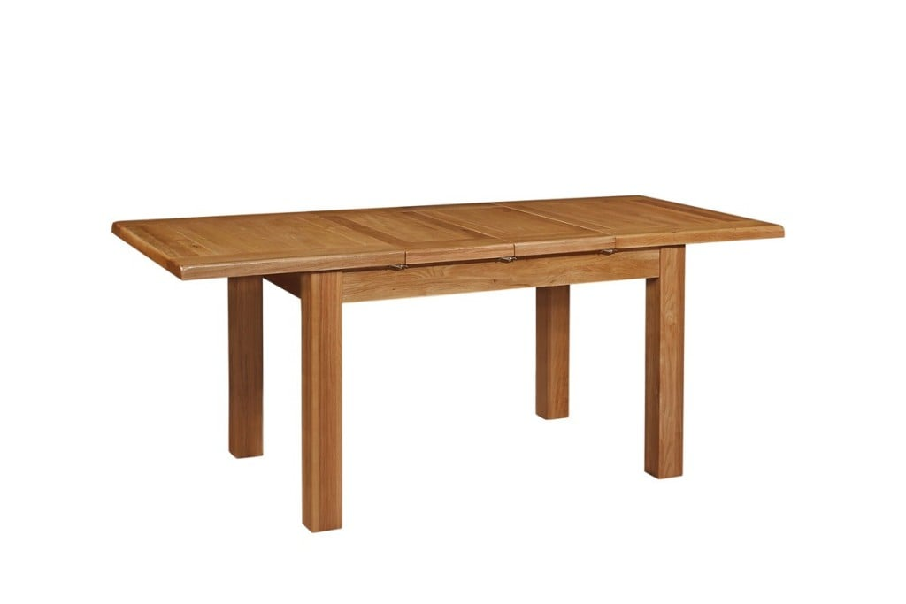 Oscar 1.3m Double Extension Table 2
