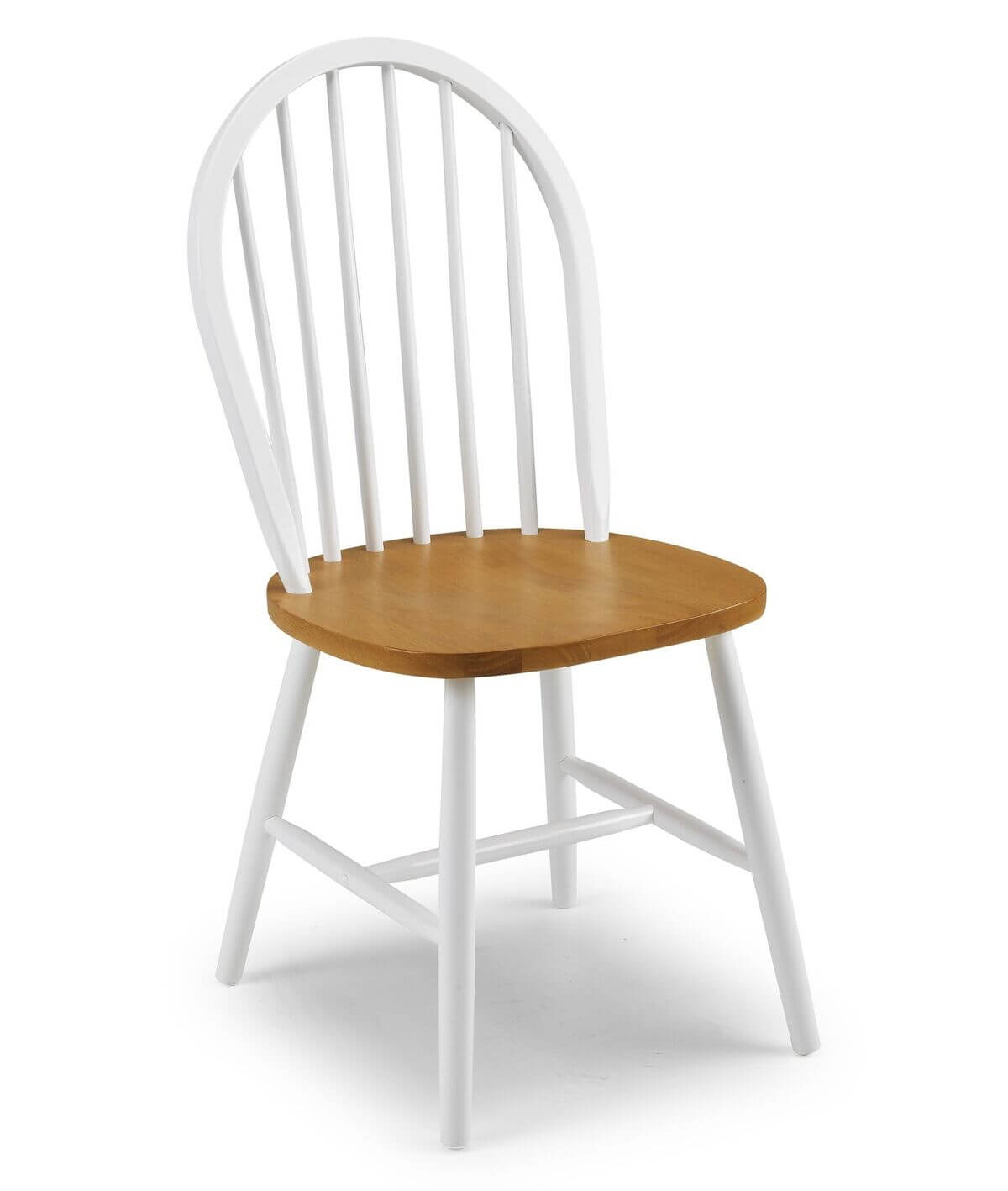 White Oslo Dining Chair