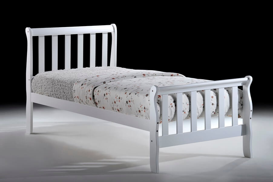 Pippa Single Sleigh Bed
