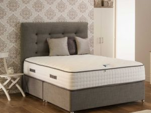 "Pocket 1200 4'6"" Divan Bed"