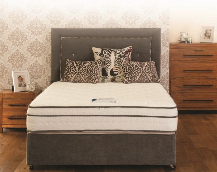 Pocket 1400 6' Divan Bed