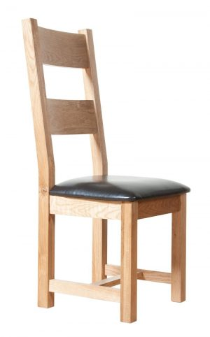 Portland chair with cushion seat