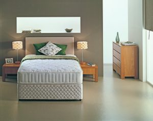 "Posturecare 4'6"" Divan Bed"