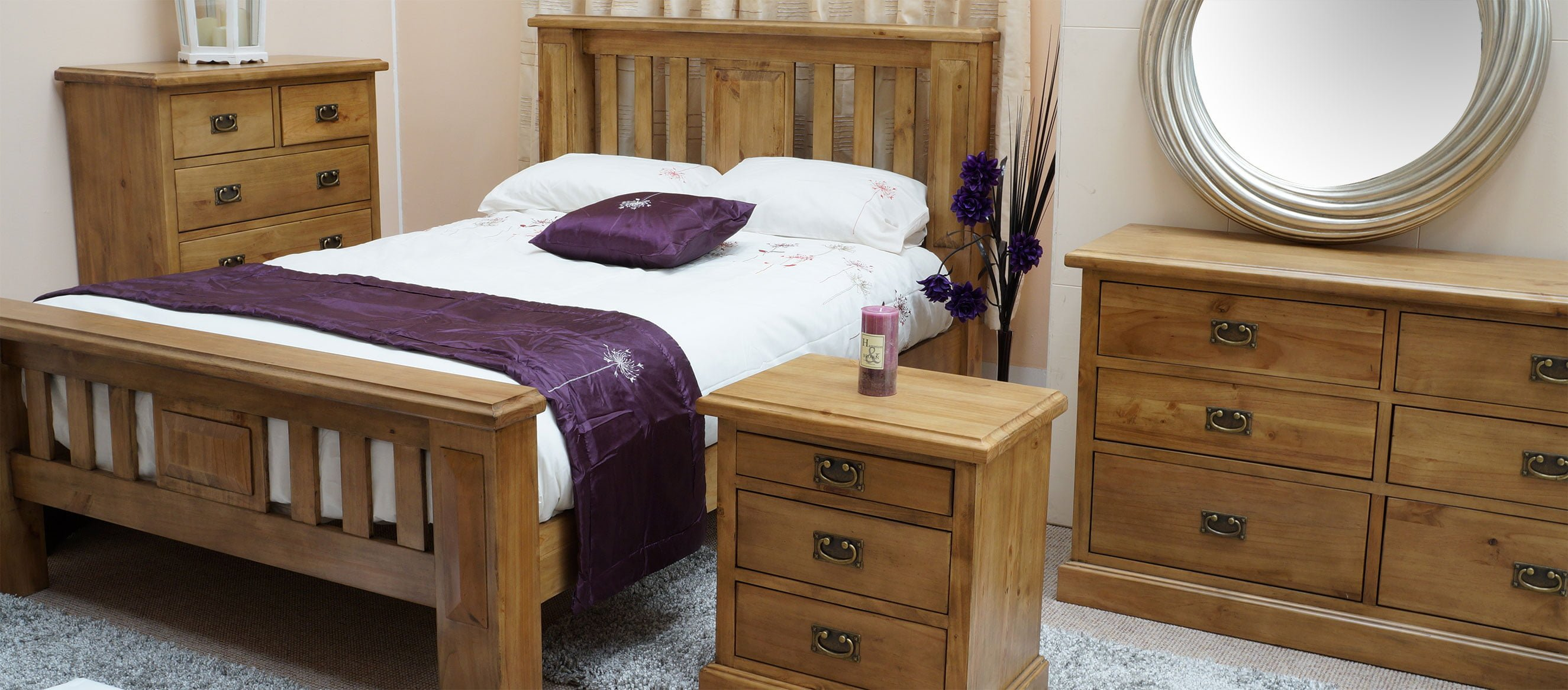 Queensland Bedroom Set