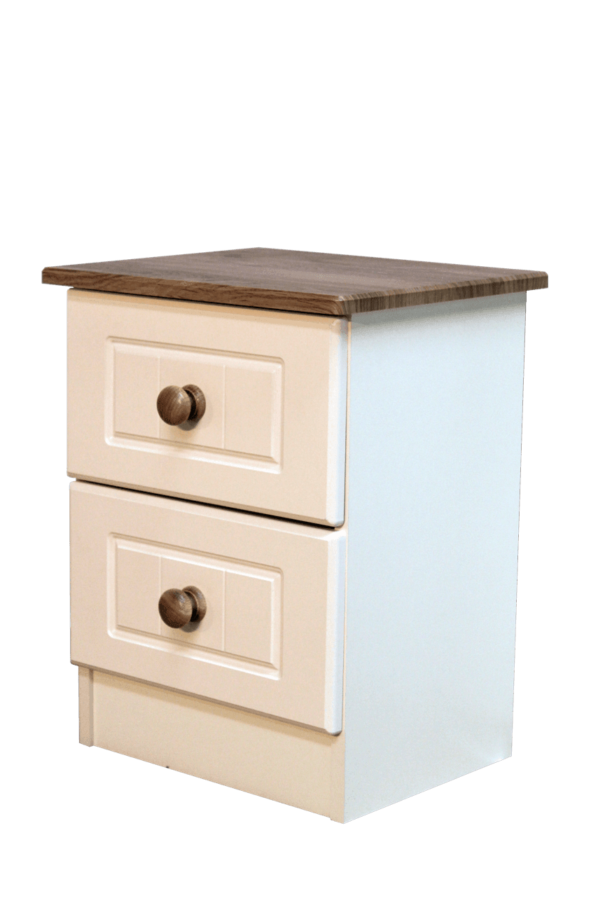 Rio 2 Drawer Locker