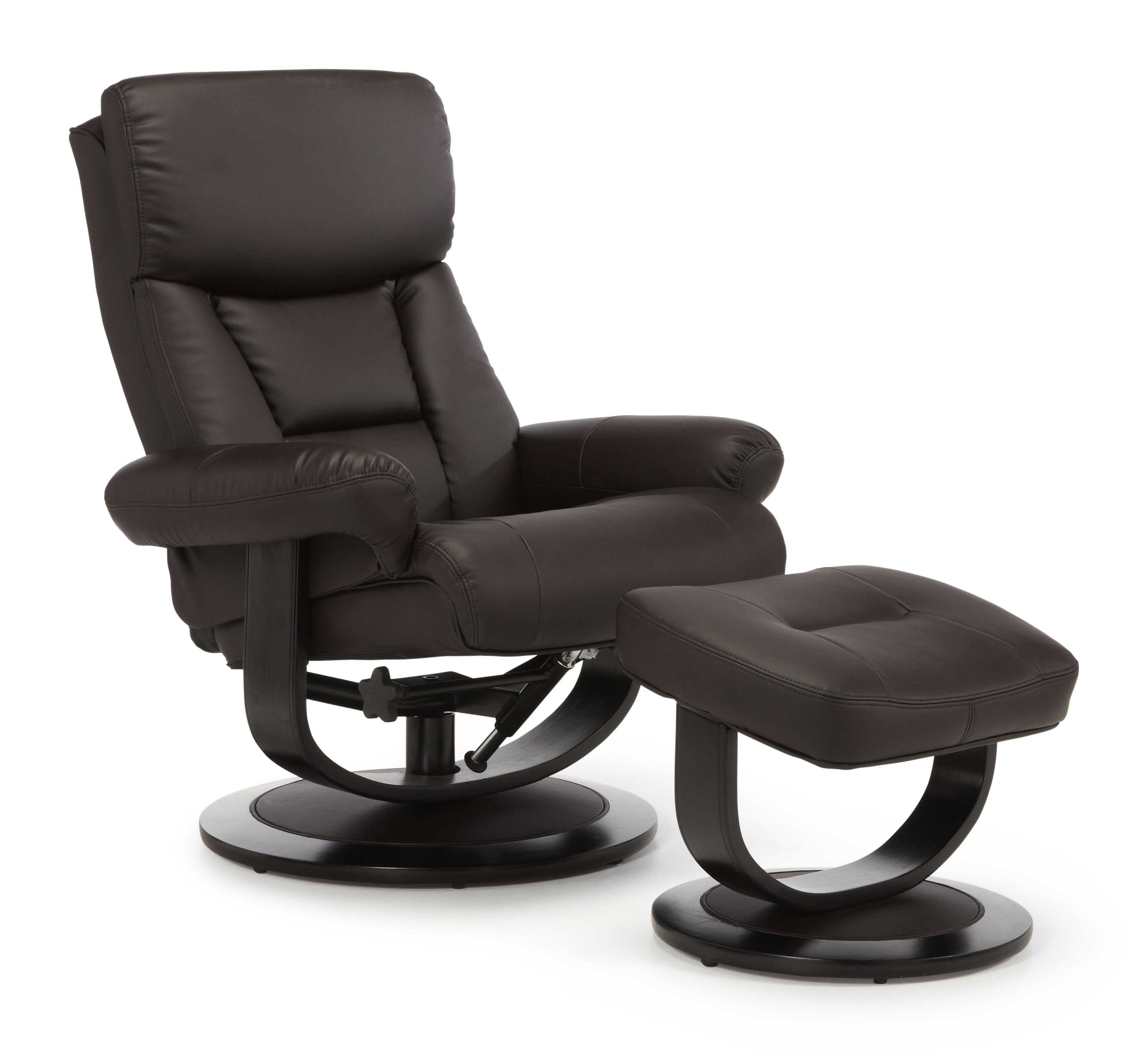Risor Brown Recliner