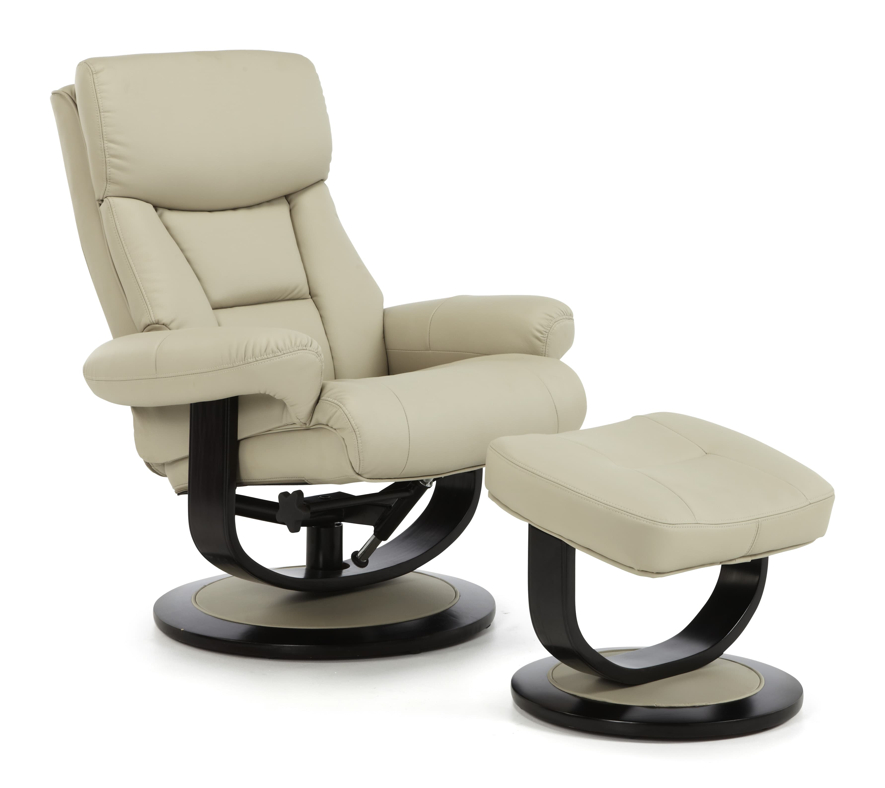 Risor Taupe Recliner