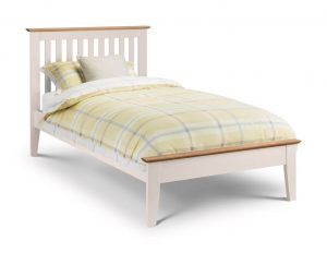 Salerno Two Tone 4'6'' Bed
