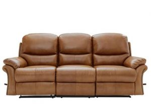 LA-Z-Boy Savannah 3 Seater Fixed Sofa