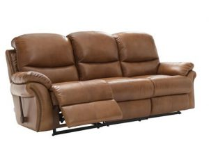 LA-Z-Boy Savannah 3 Seater Power Recliner