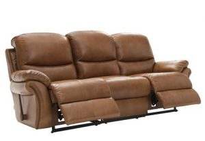 LA-Z-Boy Savannah 3 Seater Manual Recliner