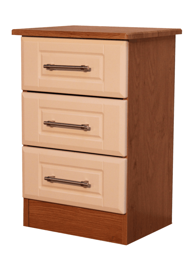 Shannon 3 drawer locker
