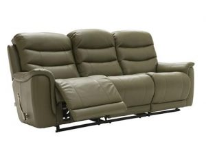 LA-Z-Boy Sheridan 3 Seater Manual Recliner