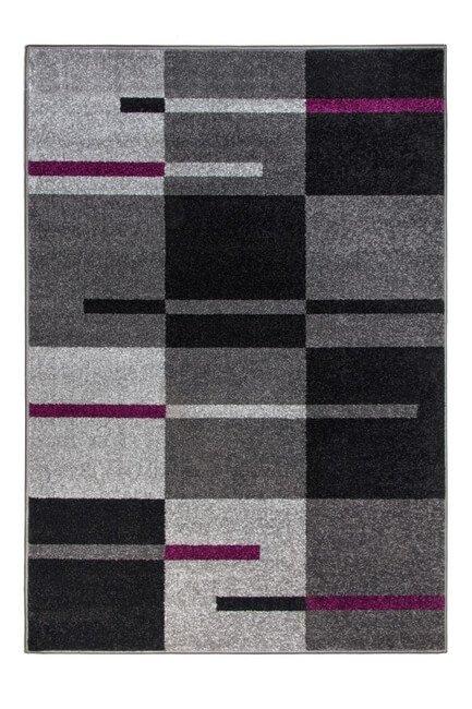 Squares - Purple