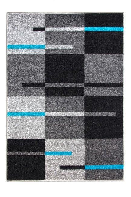 Squares - Teal