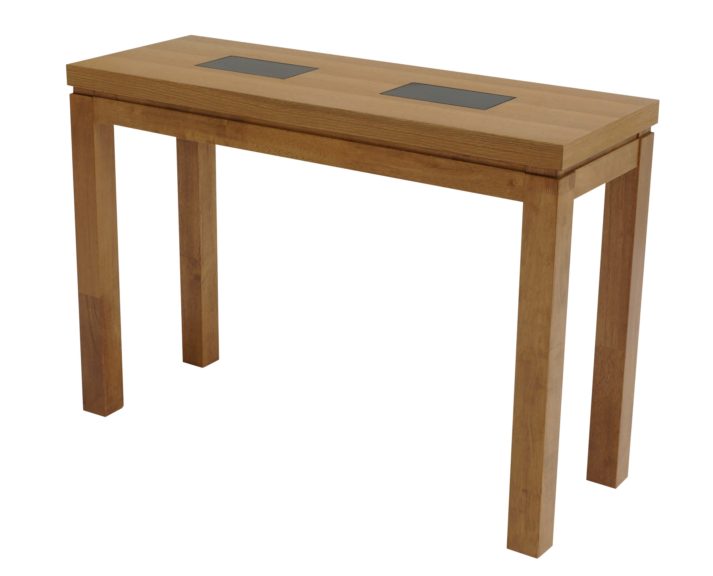 Sydney Oak Console Table