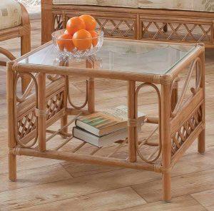 Tivoli Natural Wash Coffee Table 2