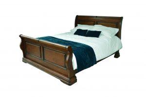 Toscana Sleigh Bed 9