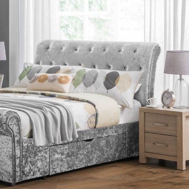 Verona 4'6'' Bed