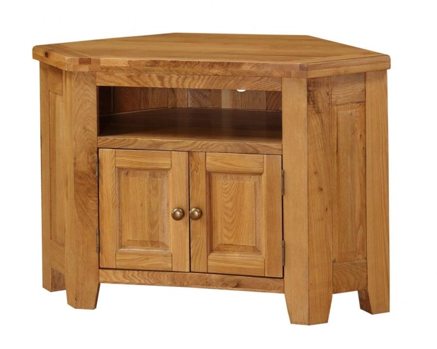 Acorn TV Corner Cabinet