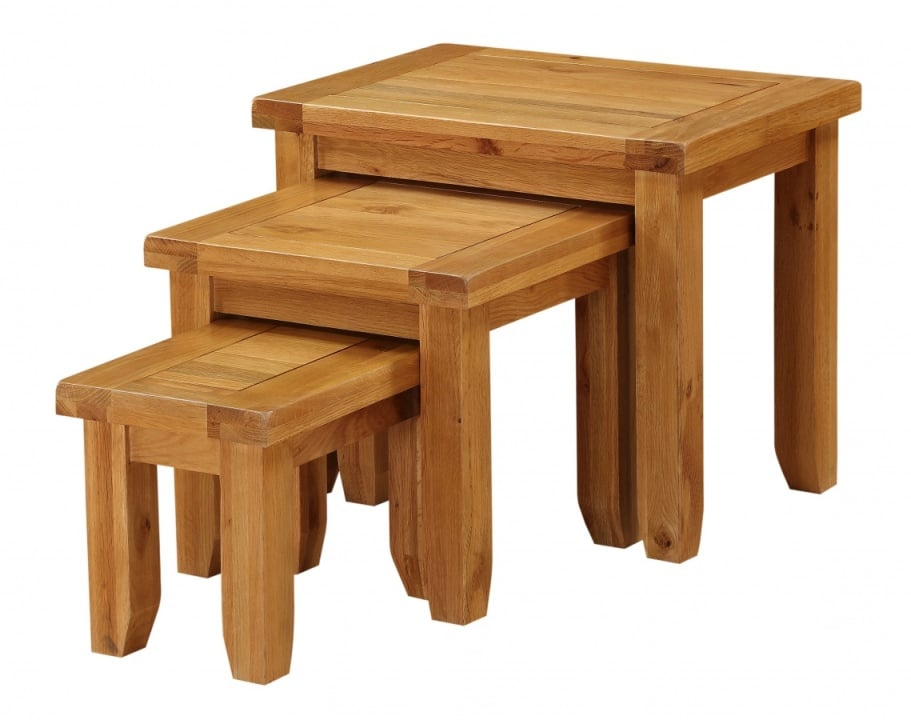 acorn nest of 3 tables1