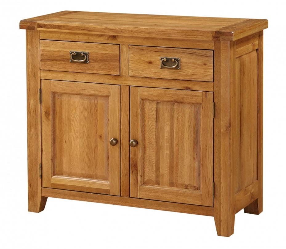 acorn small sideboard 2 doors  2 drawers