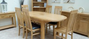 Aukland Dining Set