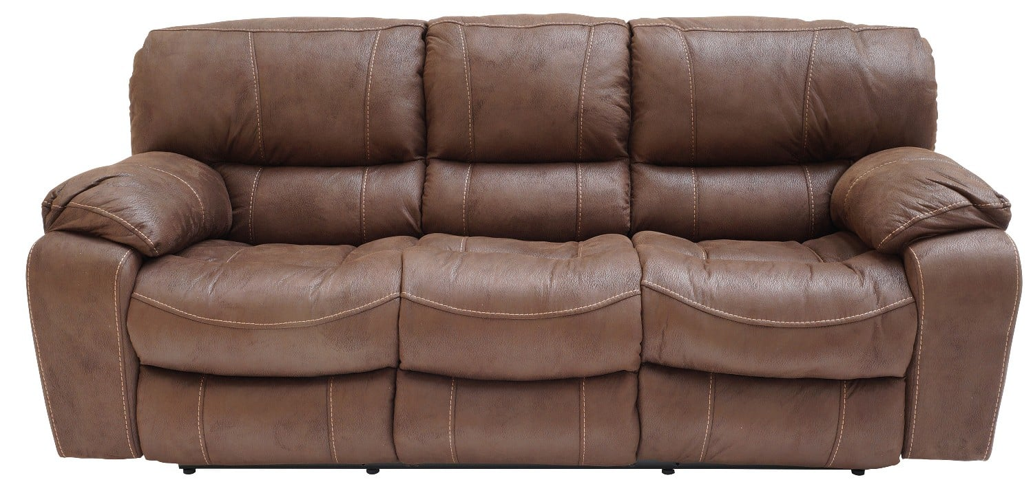 Colorado 3 Seater Sofa Brown
