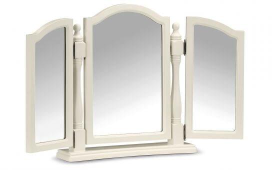 Cameo Triple Mirror