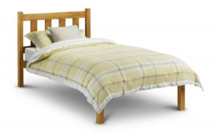 Poppy Single Bed,Pine