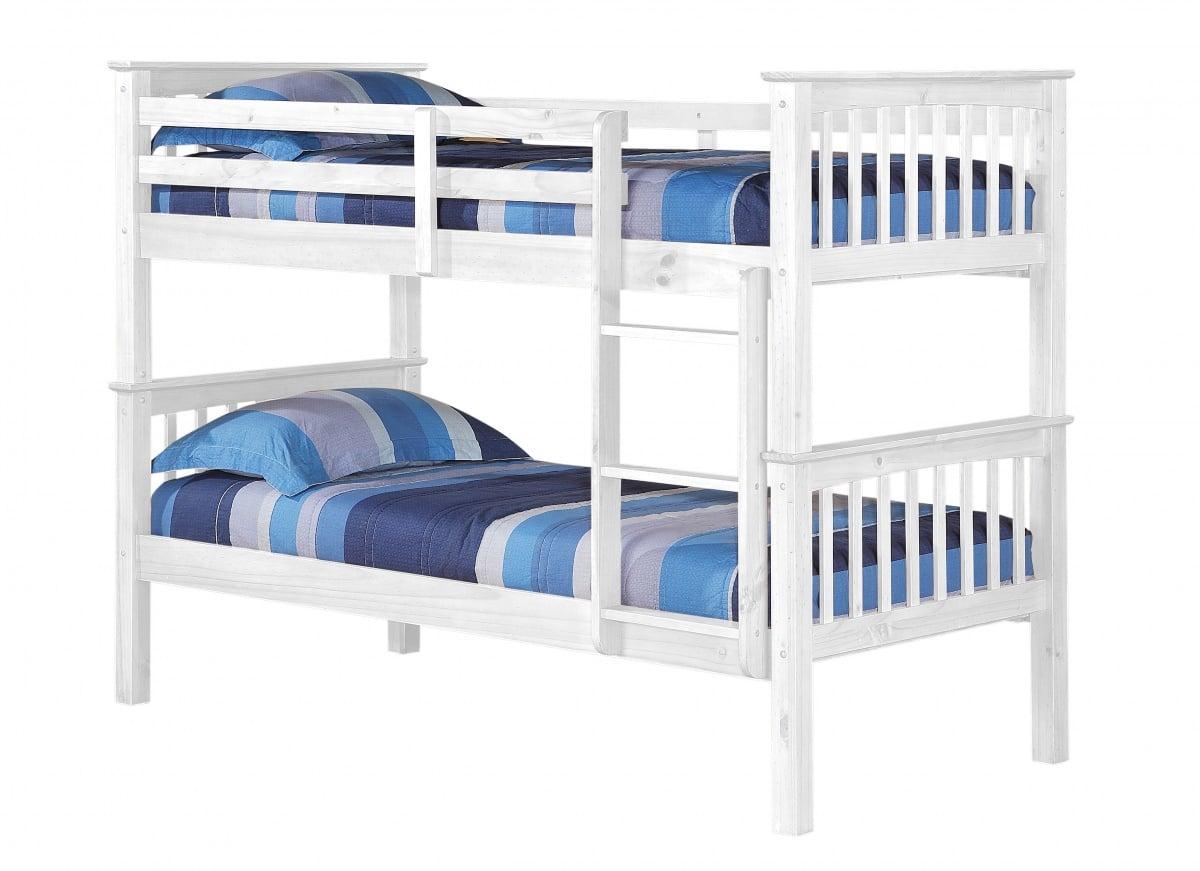 porto bunk white