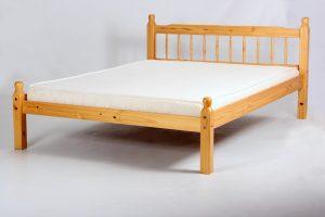 """Torino 4'6"""" Bed"""