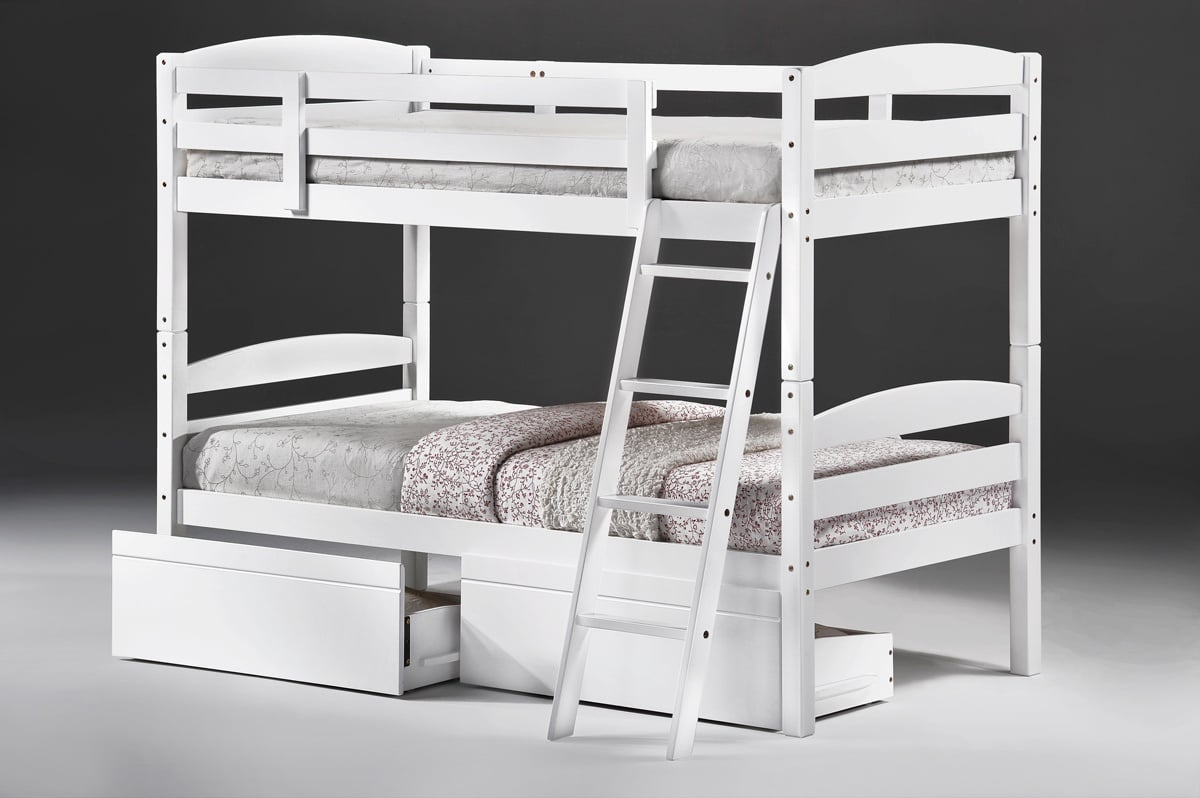 Tripoli White Bunk