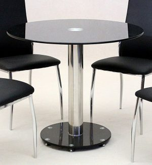 Alonza Black Table
