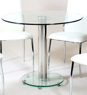 Alonza Clear Table