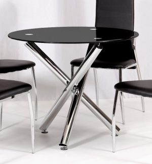 Calder black table