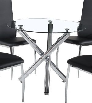 Calder Clear Table