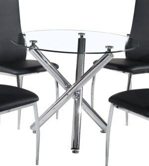 Calder clear table