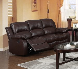 Carlino 3 Seater Recliner