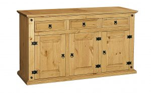 Corona Buffet 3Doors 3Draws