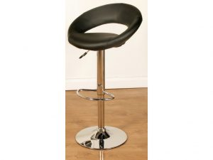 Eclipse Stool Black