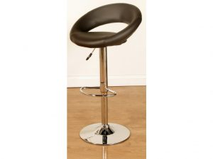ECLIPSE STOOL BROWN 1