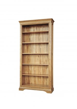 Calais High Bookcase