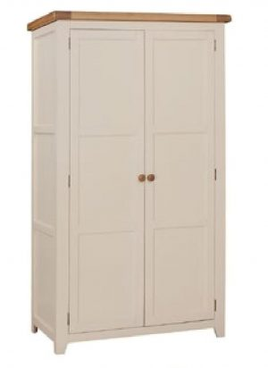 Juliet Double Wardrobe