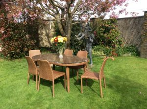 Marbella Dining Set