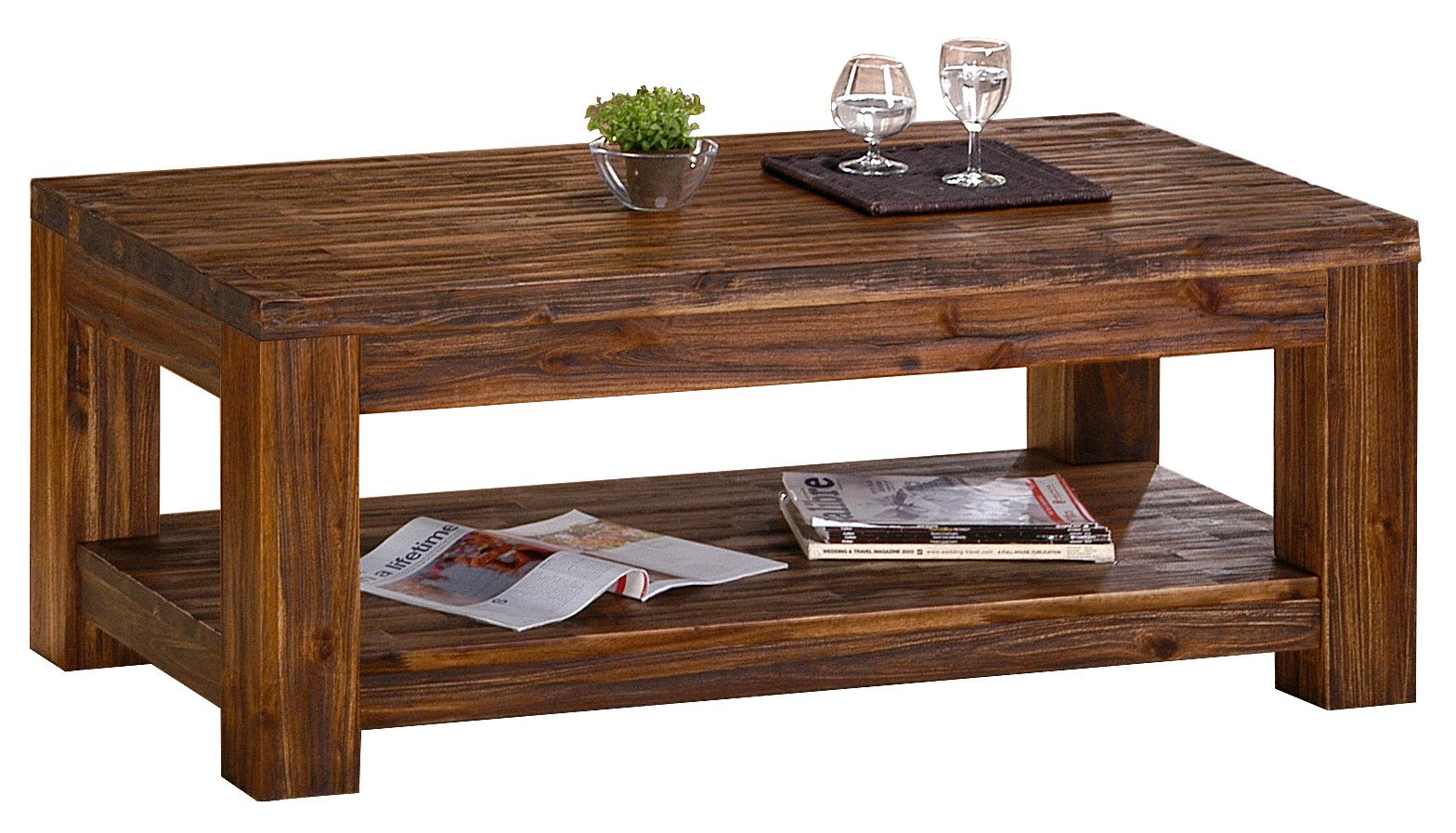 Acacia Coffee Table Martello